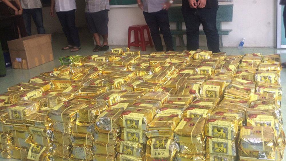 TP Hồ Chí Minh: Triệt phá đường dây tàng trữ, vận chuyển hơn 1,1 tấn ma túy